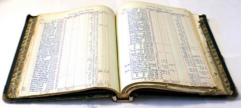 Cahier comptabilit comptabilit - Le grand livre comptable ...
