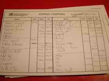 Le livre journal en comptabilité | Comptabilité